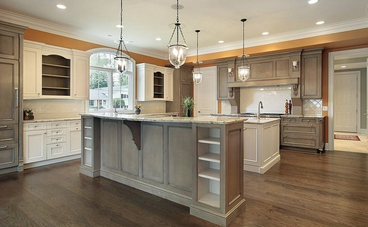 Kitchen area Cupboards Which Exhibit Traditional Design