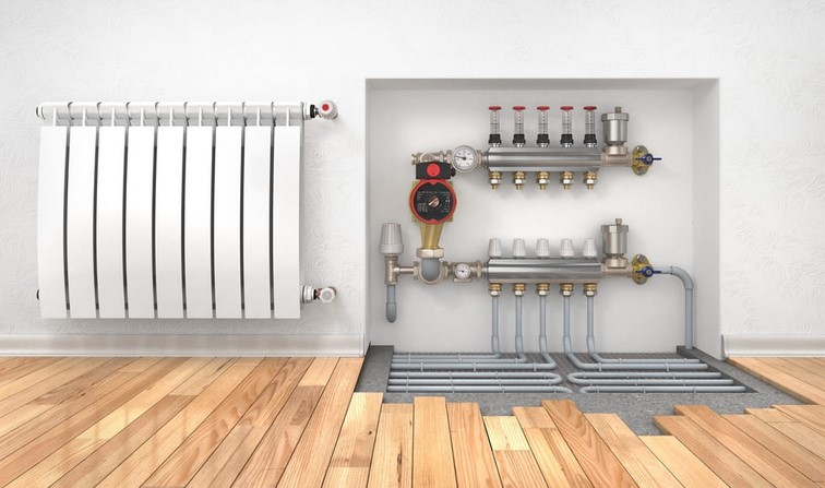 How you can Substitute Hydronic Heating system Baseboard Handles