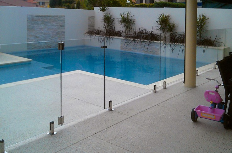 Creating Pool Fencing
