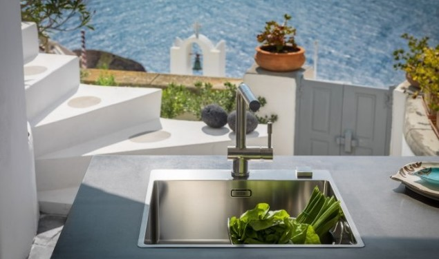Cleansing Directions with regard to Franke Granitic Kitchen sinks