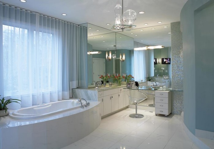 The actual Useful and also the Luxurious Factors of the Restroom Redesign