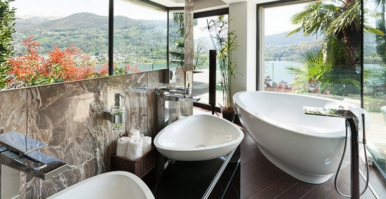 The reason why Redesign Your bathrooms within Springtime?