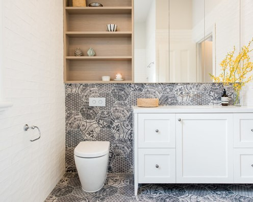 Hidden Cistern Get rid of Dishes: Ideal for Walls Strung Lavatories