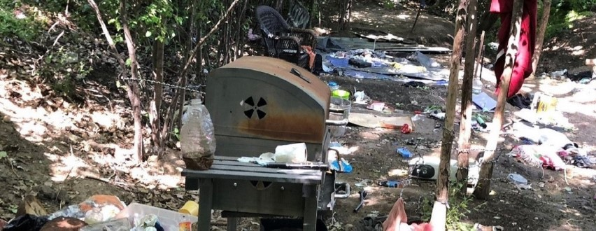 Why You Need Professional Help With a Homeless Camp Cleanup