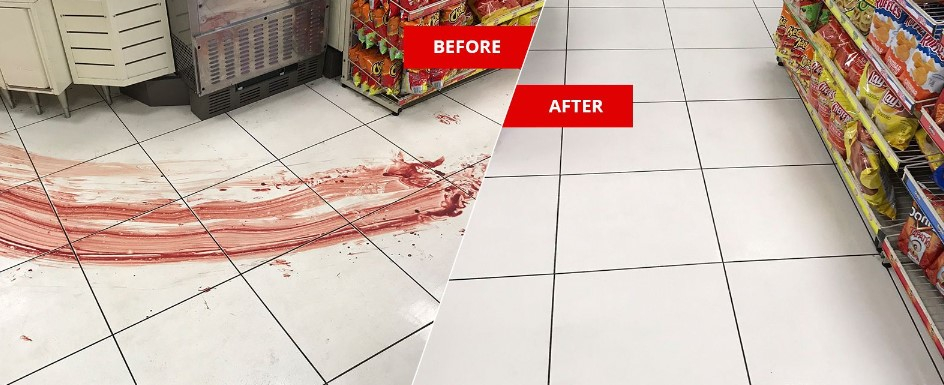 Crime Scene Cleaning Services: What Are They Up Against?