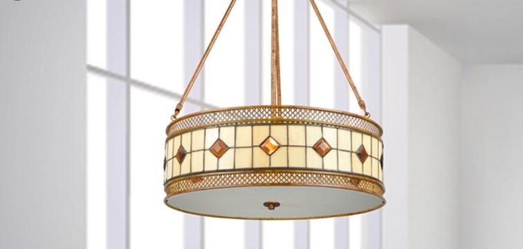 Tiffany Lights — Classic Sophistication